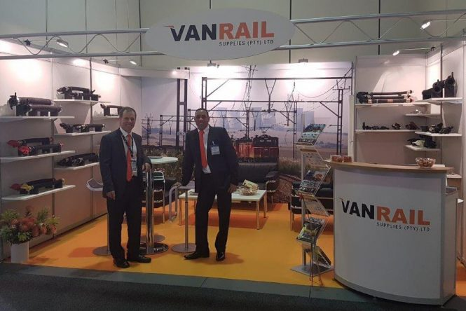 Vanrail – Export Strategy